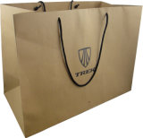Kraft Paper Bag with Handle for Shopping