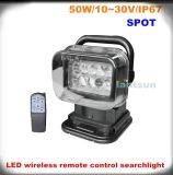 New! ! ! Ls523 LED Wireless Remote Control CREE Search Lights