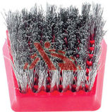Steel Wire Frankfurt Brushes for Marble Polishing (L100MM)
