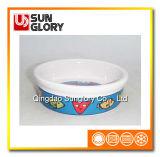 Decal Ceramic Pet Bowl of Gyp040