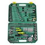 """Good Qquality 121PCS 1/2""""1/4"""" Socket Set for Tool Kit"""