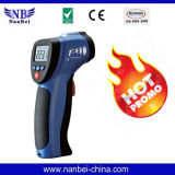 High Temperature Portable Type Infrared Thermometer
