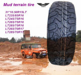 SUV M/T Tire Car Tire (245/75R16 265/75R16)