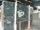 Natural Green Marinace Granite Slabs