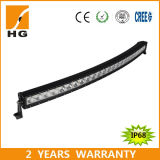 China Wholesale 42inch 200W Single Row LED Light Bar Curved