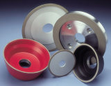 Diamond and CBN Grinding Wheels (Type 1A1R, 11V9, 6A2, 12A2)
