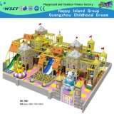 Colourful Indoor Playground for Kids Play on Stock (HD-7501)