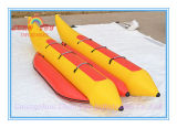 Floating Inflatable Fishing Boat, Inflatable Banana Boat for Water Park
