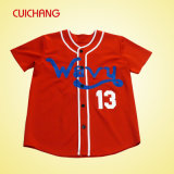 Wholesale Professional Custom Sublimated High Quality Baseball Jersey
