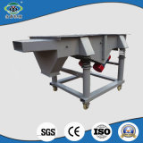 Portable Lilnear Vibrating Soil Screen