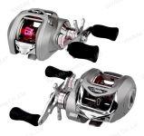 Low-Profile Reel Bait Cast Fishing Reel (Bellus Serie)