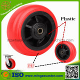 4*2 Inch PU and Plastic Wheel for Caster