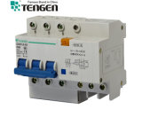 MCB Dz47le-63 2p Leakage Mini Circuit Breaker