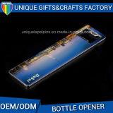 Metal Beer Bottle Opener with Custom Printing Logo (XD-003)
