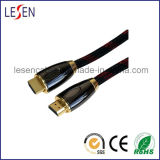 HDMI Cable Assembly, Metal Cover, 1.4V, High Speed