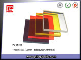 Anti-Static Polycarbonate Plate with Good Transparency