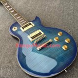 Pango Lp Standard Electric Guitar with Flamed Maple Top (PLP-017)