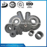 OEM Lost Wax Cast Water Pump Casting Parts with Machining