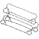 Apv A055 Stainless Steel Plate Heat Exchanger Gasket