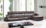 Home Furniture, Modern Leather Sofa Yk88018#