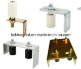 Nylon Roller Bracket for Automatic Sliding Door, Sliding Gate Breacket