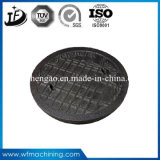 Sand Casting Factory Ductitle Iron Manhole Cover for Drainage System