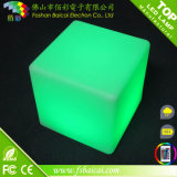 Waterproof Cube Square LED Lighting Chair/LED Furniture/LED Cube Home Bar Furniture