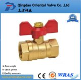 Brass Ball Valve with Nipple Top Quality Hand Operated Union End 2 Inch Low Price for Industry