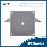 Recessed High Pressure Automatic Hydraulic Membrane Filter Press Plate