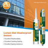 Neutral Adhesive Silicone Sealant for Aluminum Sealing