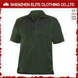 Wholesale High Quality Men Golf Polo Shirt Green (ELTPSI-2)