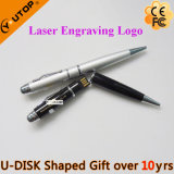 Hot 3-in-1 Laser Pointer Pen Gift USB Flash Drive (YT-7124)