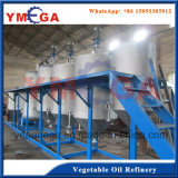 Vegetable Soybean Oil Refinery Machine Making High Grade Oil