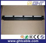 UTP Cat6e 24-Port Patch Panel