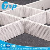 Foshan Perforated Aluminum Open Cell Ceiling Grille Ceiling