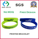 Cheapest Price Personalized Silione Band/Wristband/Wrist Band/Silicone Bracelets