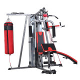 Multi Large Gym Equipment Comprehensive Training for Three Station