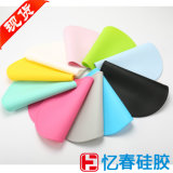 Hot Sales North European Cloud Shape Silicone Placemat for Kids Dining Mat for Kids