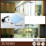 Safety Pdlc Film Laminated Smart Glass Film for Office Partition