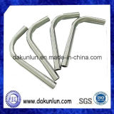 Customized 90 Angle Stainless Steel Bend Tube