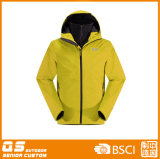 Women′s 3 in 1 Outdoor Waterproof Warm Jackets
