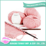 China Wholesale Cheap Chunky Knitting Cotton Wool Roving