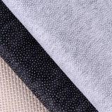 Non Woven Nonwovens PA Double DOT Fusible Thermal Bonded Interlining
