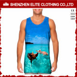 Wholesale Summer Cool High Quality Sublimation Printing Tank Tops (ELTMBJ-472)