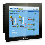 21.5 Inch Panel PC in Industrial Environment Windows System