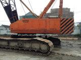 Original Japanese Made Used Hitachi Kh700 150ton Crawler Crane