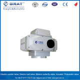 Electric Power Drive Actuator for Rotary Valves