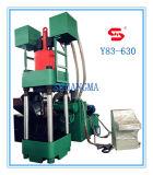 Y83-630 Hydraulic Metal Sawdust Briquetting Press Machine