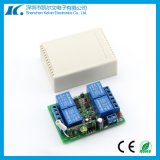 4-Channel Learning Code Univesal Wireless RF Remote Control Switch