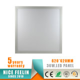 120lm/W European Standard 620*620mm 36W Dimable LED Panel Light
